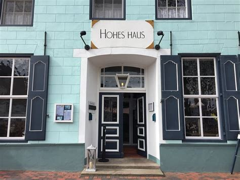 Gartenrestaurant  Bild Von Hotel Hohes Haus, Greetsiel