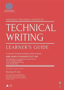 Technical Writing Training Course In Singapore