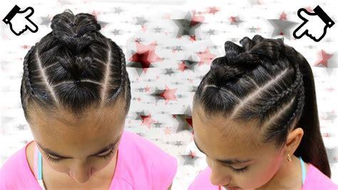 Peinados Trenzas Niñas