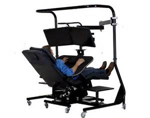 Zero Gravity Cing Chair by Zero Gravity Workstation 4