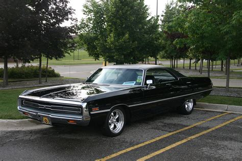 1970 Chrysler New Yorker - Information and photos - MOMENTcar
