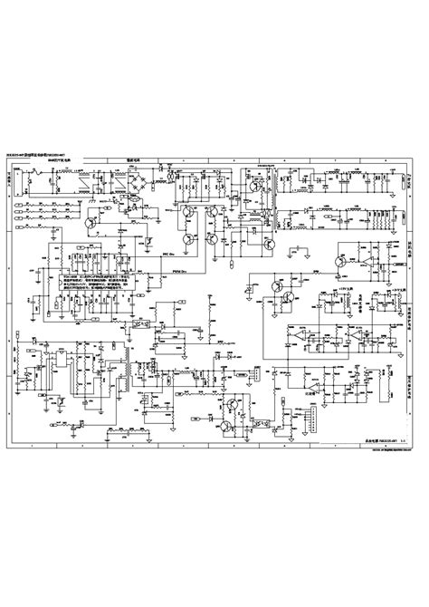 tcl lcd tv lcdb power supply schematic diagram sch