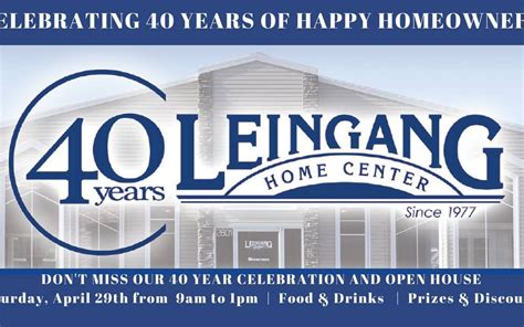liners for kitchen cabinets 40 year celebration open house leingang homes 7120
