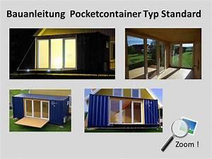 Tiny House Bauplan : bauanleitung seecontainer mikrohaus wohnen auf kleinstem raum tiny house neu in 2013 ~ Orissabook.com Haus und Dekorationen
