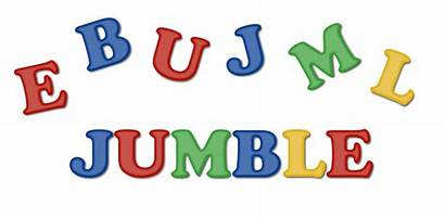 Jumble Word Play Puzzle Activity Newdale Games