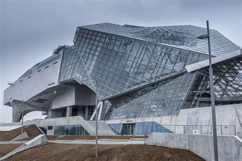 musee moderne lyon mus 233 e des confluences le nouveau mus 233 e de lyon
