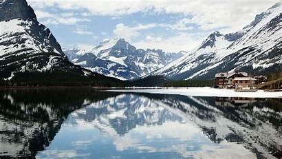 Alaska Wallpapers Desktop Backgrounds 4k Lake Sky