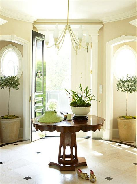 Inspire Me Barbara Barry by 17 Best Images About Foyer Half Wall Ideas On