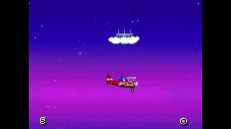 Sonic In Vaporwave Island Speedrun