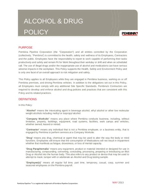 And Abuse Policy Template Lovely Alcoholism And Policy Template Photos Gt Gt And