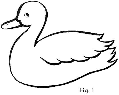 drawn duck easy pencil   color drawn duck easy