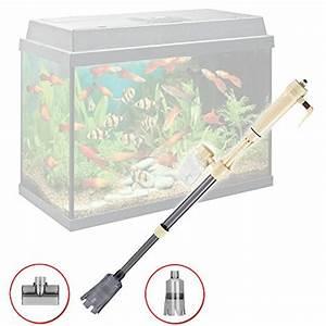 Aquarium Ohne Wasserwechsel : emotree elektronisch aquarium wasserwechsel set mulmsauger kiesreiniger bodenreinigung ~ Eleganceandgraceweddings.com Haus und Dekorationen