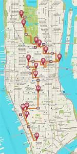 Plan De Manhattan : barrios distritos estados unidos itinerario manhattan mapas ~ Melissatoandfro.com Idées de Décoration