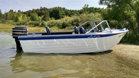 Aluminum Boats Made In Texas by Lone Star Medallion 1965 For Sale For 3 000 Boats From