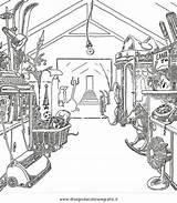 Attic Template Soffitta sketch template
