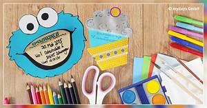Basteln Kindergeburtstag 5 : lustige einladungskarten selber basteln mydays magazin ~ Whattoseeinmadrid.com Haus und Dekorationen