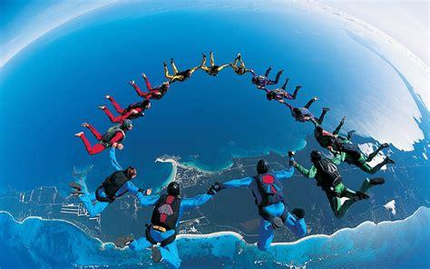 Base Jumping Hd wallpaper | 2560x1600 | #43735