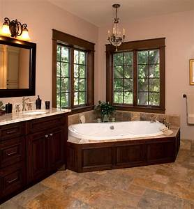 Engaging Image Of Bathroom Decoration Using White Ceramic