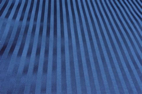 strand midnight blue stripes curtain fabric curtains
