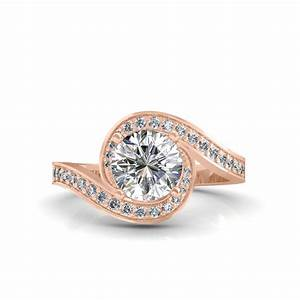 the spiral solitaire ring solitaire diamond rings at With spiral wedding ring