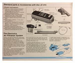 31 Electrolux 2100 Parts Diagram
