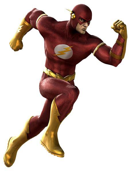 Flash (super Hero) Minecraft Skin