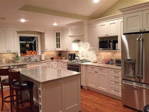 bi level homes interior design split level kitchen renovation before and after