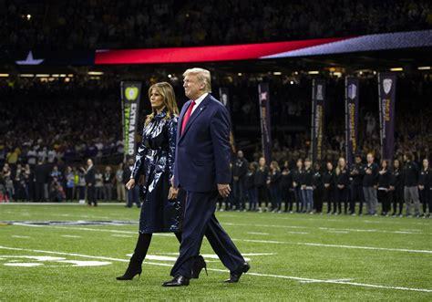 Donald Trump College Football Game