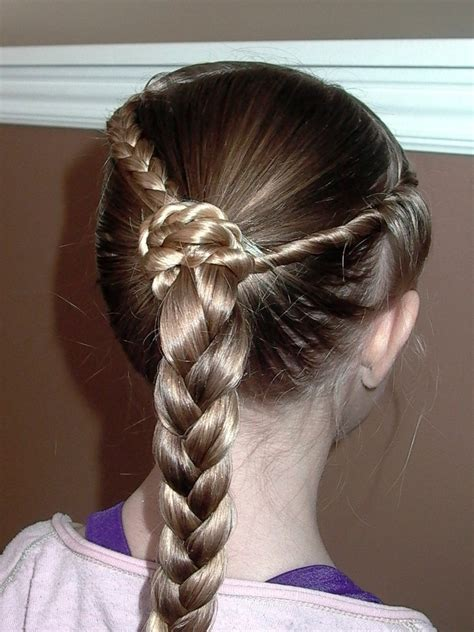 Braids And Hairstyles by S Hairstyles The Braid And Twist Hairstyle