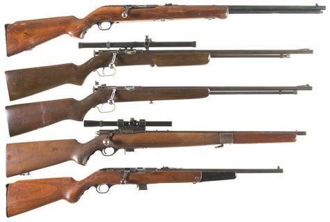 Mossberg O F & Sons Inc - 346K-Rifle Firearms Auction Lot-3674