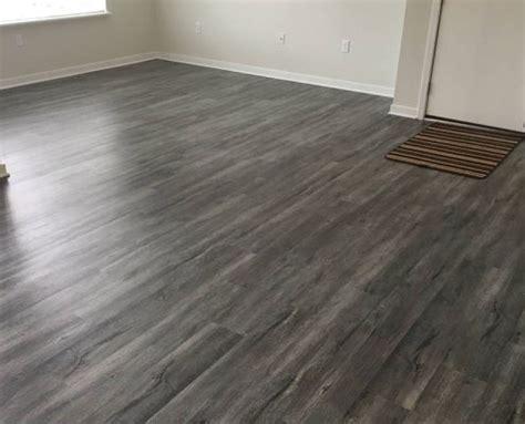 Installation  Luxury Vinyl Bay View Flooring