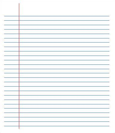 lined paper   printable lined paper