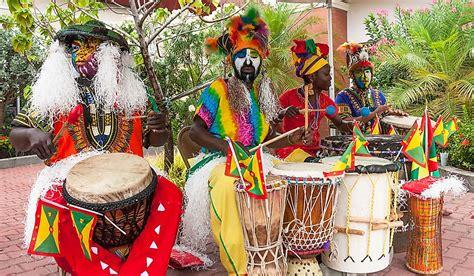 The Culture Of Grenada - WorldAtlas.com