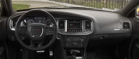 dodge charger spacious interior features