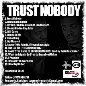 Trust Nobody Instagram Quotes. QuotesGram