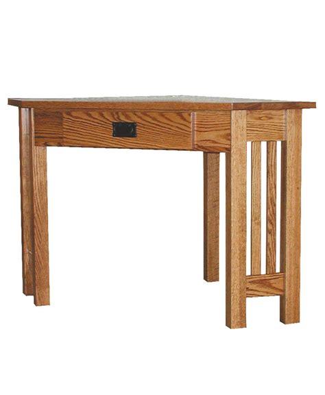 corner writing desk mission corner writing desk amish direct furniture