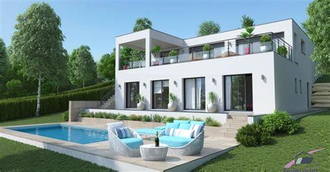 maison a vendre 5 chambres maison toiture terrasse sur terrain très pentu maisons