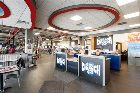 Gyms Hiring Front Desk by Crunch Fitness Cost Pricing Membership Info