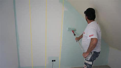 Eine Wand Farbig Streichen by W 228 Nde Farbig Streichen Anleitung Tipps Diybook De