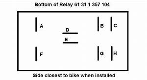 Starter Relay   Genuine