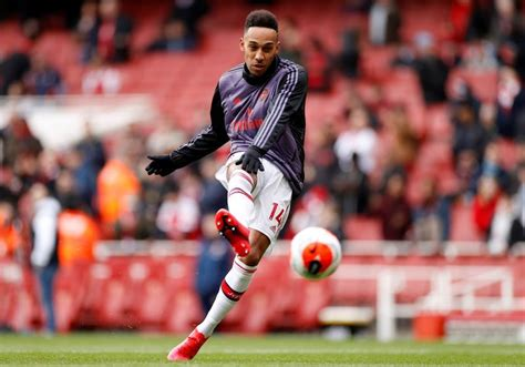 Arsenal's Aubameyang must join more ambitious club – Gabon ...