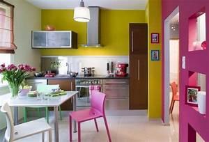 Holz Mit Wandfarbe Streichen : welche wandfarbe f r k che 55 gute ideen und beispiele ~ Markanthonyermac.com Haus und Dekorationen