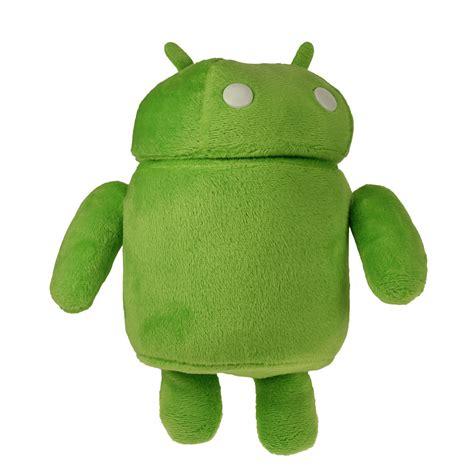 Android Plush Robot Getdigital