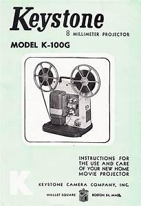 Keystone 8mm Projector Modk