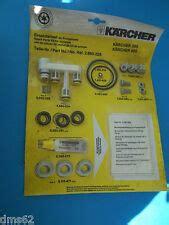 karcher pressure washer parts ebay