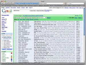 Google Mail Gmail Inbox