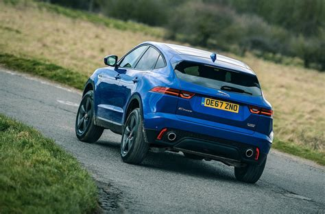 2019 Jaguar E Pace 2 by Jaguar E Pace Review 2019 Autocar