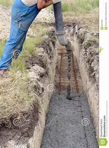 Melange A Beton : injection de m lange de b ton photo stock image 5847002 ~ Dode.kayakingforconservation.com Idées de Décoration