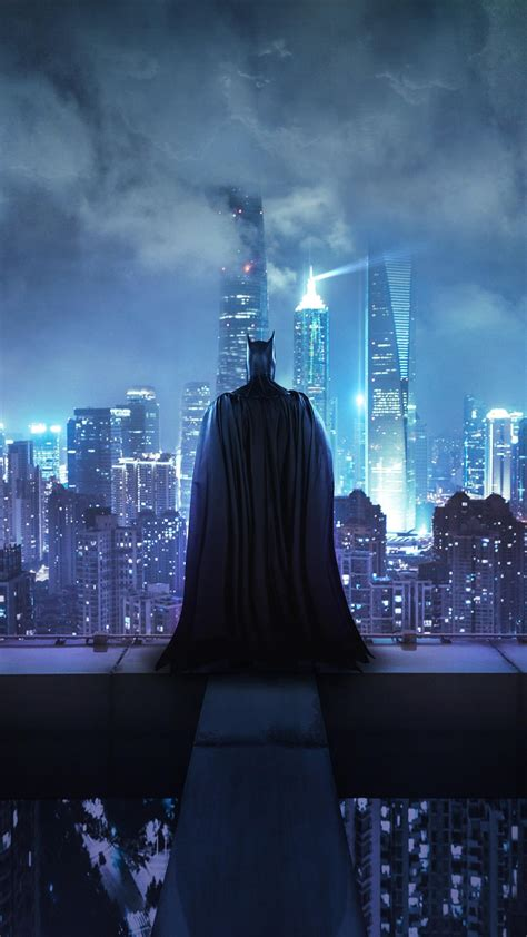 batman  wallpaper gotham graphics cgi