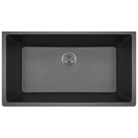 ada sinks home depot polaris sinks undermount granite 33 in single bowl